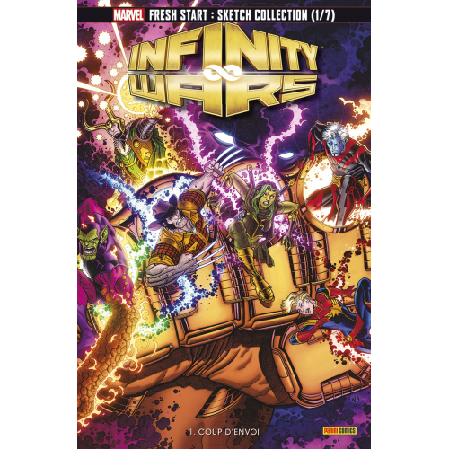 Infinity Wars 1 FRESH START (VF)