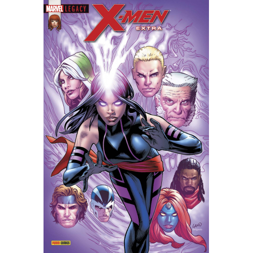 Marvel Legacy - X-Men Extra n°4 (VF)