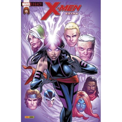 Marvel Legacy - X-Men Extra n°4 (VF)