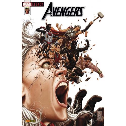 Marvel Legacy Avengers n°6 (VF)