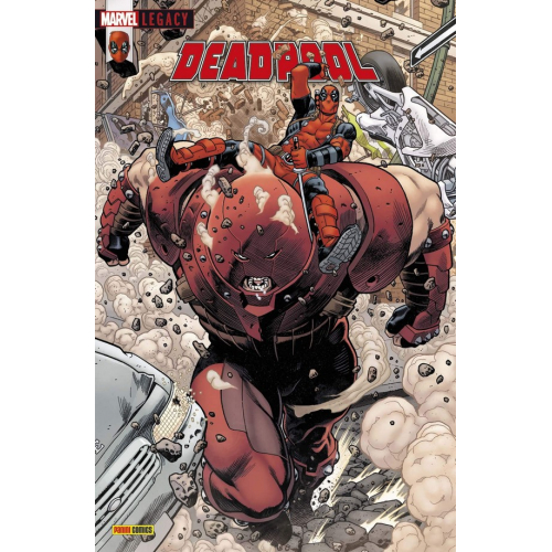 Marvel Legacy Deadpool n°6 (VF)