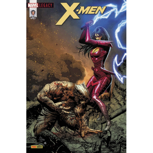 Marvel Legacy X-Men n°6 (VF)