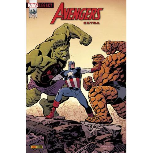 Marvel Legacy Avengers Extra n°3 (VF)