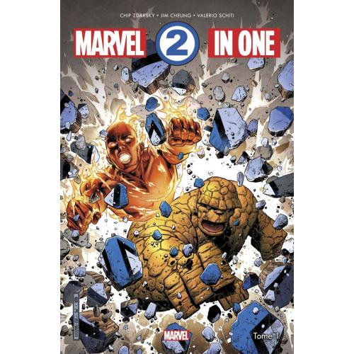 Marvel 2 In 1 Tome 1 (VF)