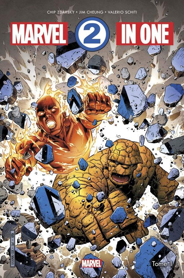 Marvel 2-In-1 Tome 1 (VF)