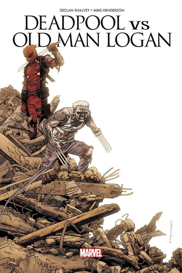 Deadpool Vs Old Man Logan (VF)
