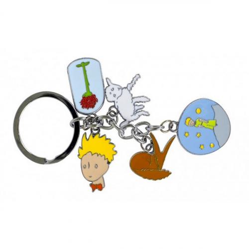 Porte clés charms Le Petit Prince by Pylones