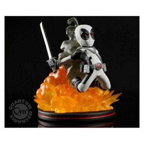Marvel Comics figurine Q-Fig Deadpool X-Force Variant LC Exclusive