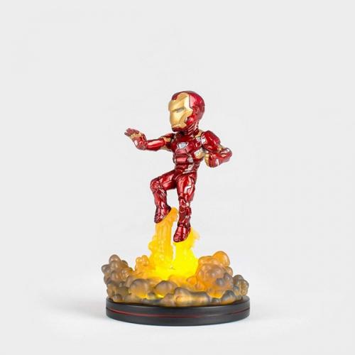 Q-Fig Iron Man Captain America Civil War