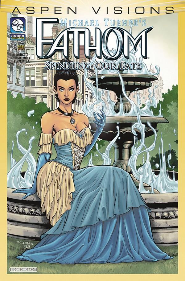 Fathom (vol. 7) 1 (VO)