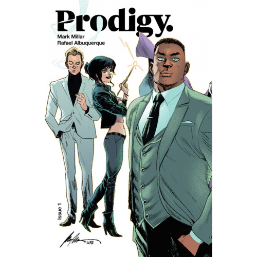 PRODIGY 1 (OF 6) (VO) Connecting Variant Part 1