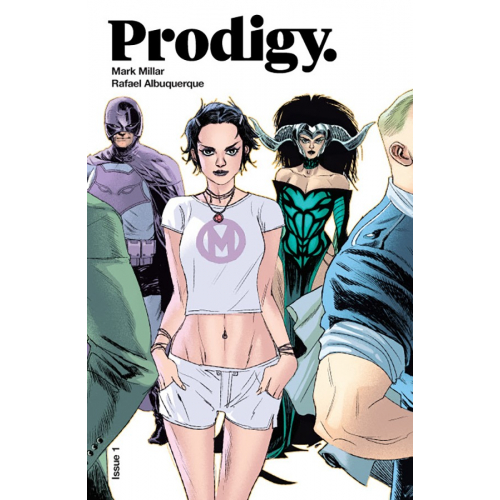 PRODIGY 1 (OF 6) (VO) Connecting Variant Part 2