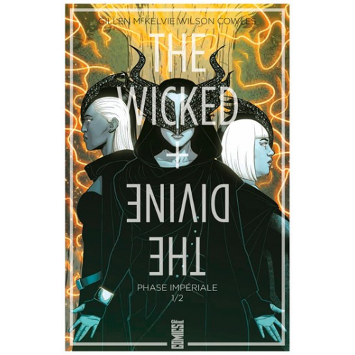 The wicked + the divine Tome 5 Phase Impériale 1/2 (VF)