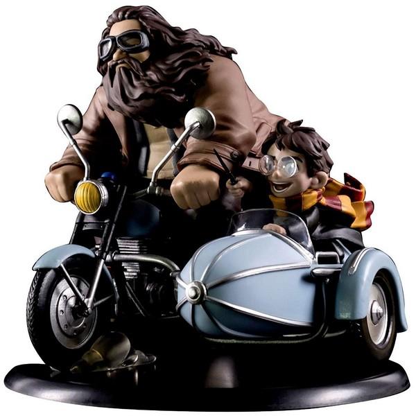 Q-Fig Harry Potter and Rubeus Hagrid
