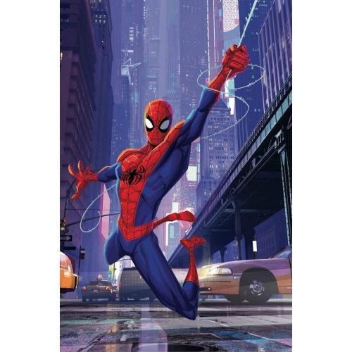 AMAZING SPIDER-MAN 11 ANIMATION VAR (VO)