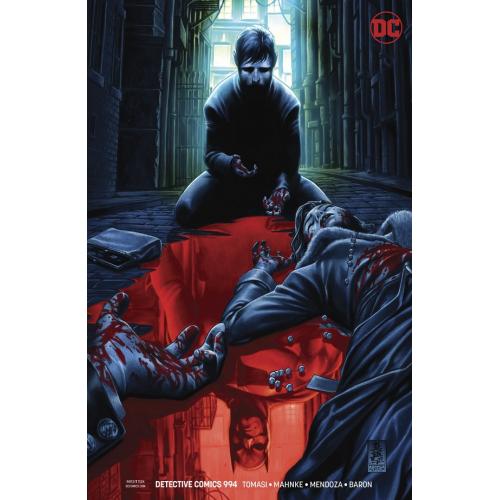 Detective Comics 994 Brooks Variant (VO)