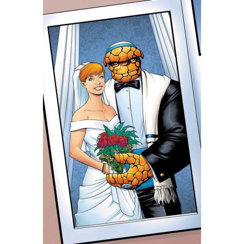 FANTASTIC FOUR WEDDING SPECIAL 1 MCKONE VAR (VO)