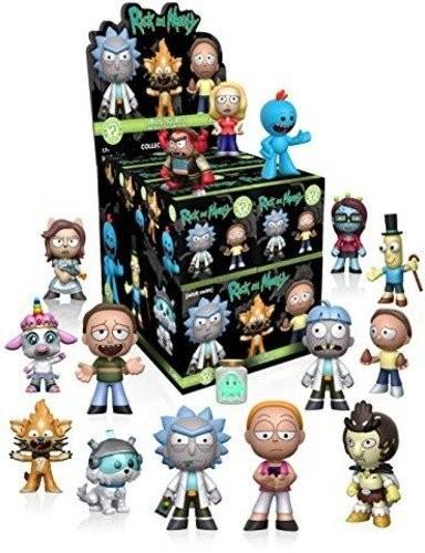 Funko Mystery Minis : Rick and Morty - une figurine par boite