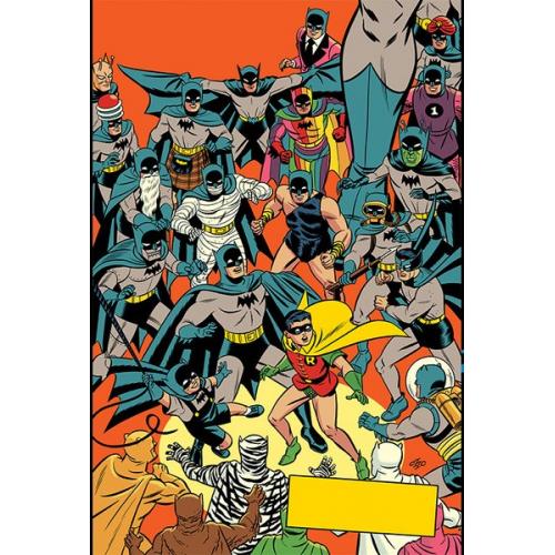 Detective Comics 1000 (VO) 1950 Michael Cho