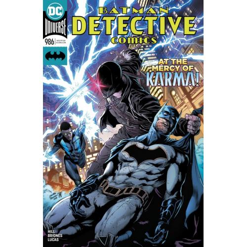 Detective Comics 986 (VO)