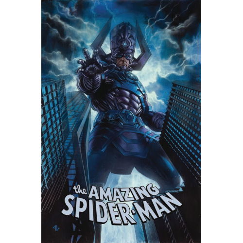 AMAZING SPIDER-MAN 12 GRANOV FANTASTIC FOUR VILLAINS VAR (VO)