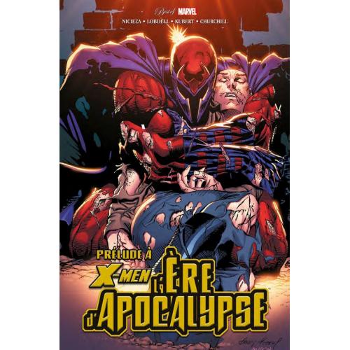 X-MEN : PRÉLUDE À L'ÈRE D'APOCALYPSE (VF)