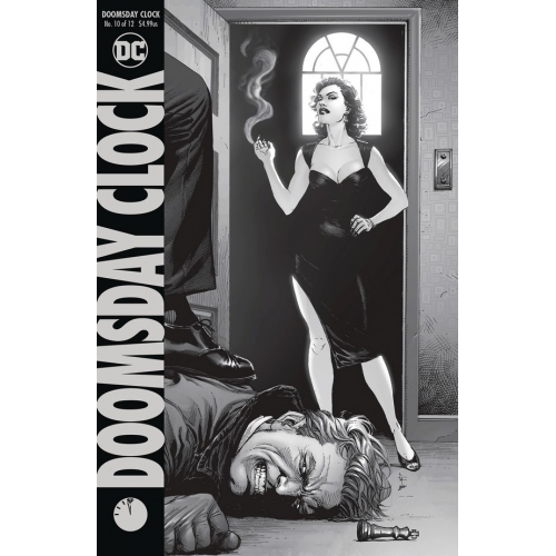 DOOMSDAY CLOCK 10 (OF 12) Cover A (VO)