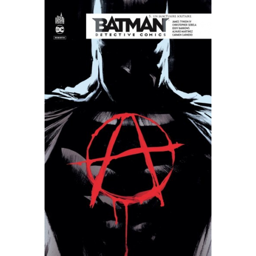 Batman Detective Comics Tome 5 (VF)