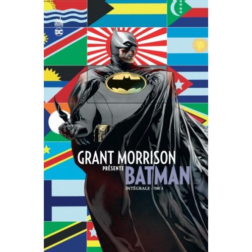 Grant Morrison présente Batman Intégrale Tome 4 (VF)