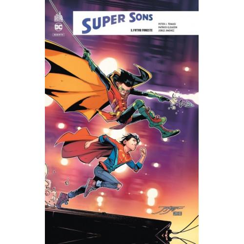 Super Sons Tome 3 (VF)