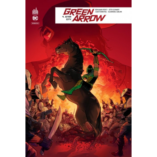 Green Arrow Rebirth Tome 4 (VF)