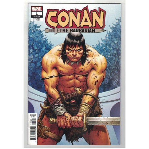 CONAN THE BARBARIAN 1 CASSADAY VARIANT (VO)