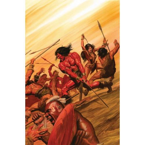 SAVAGE SWORD OF CONAN 3 (VO)