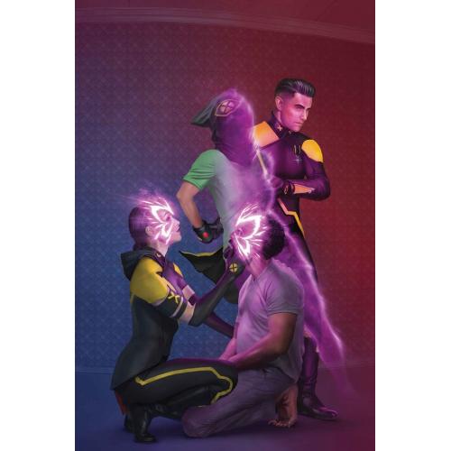 AGE OF X-MAN X-TREMISTS 2 (OF 5) (VO)
