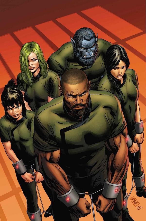 AGE OF X-MAN PRISONER X 1 (OF 5) (VO)
