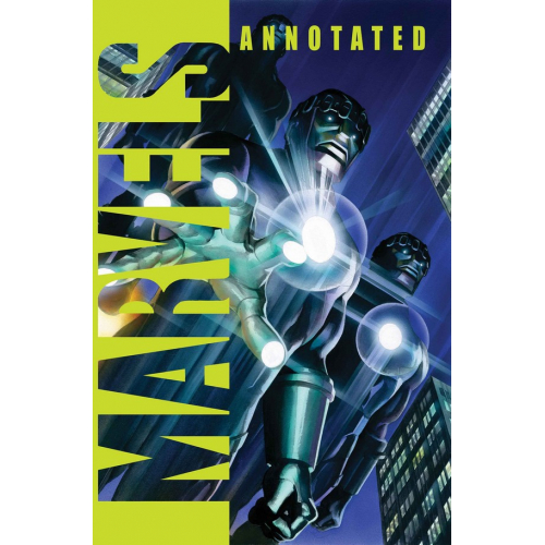 MARVELS ANNOTATED 2 (OF 4) (VO)