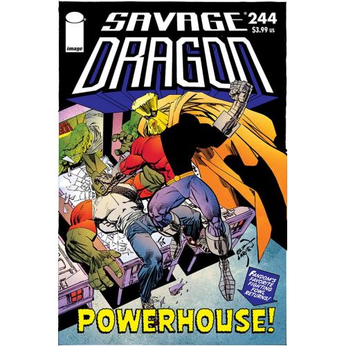 Savage Dragon 244 (VO)