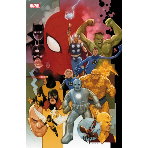 AVENGERS 12 NOTO MARVEL 80TH VAR (VO)