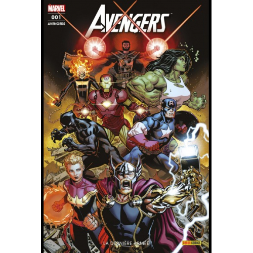 Avengers n°1 (VF)