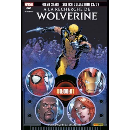 Wolverine 1 FRESH START (VF)