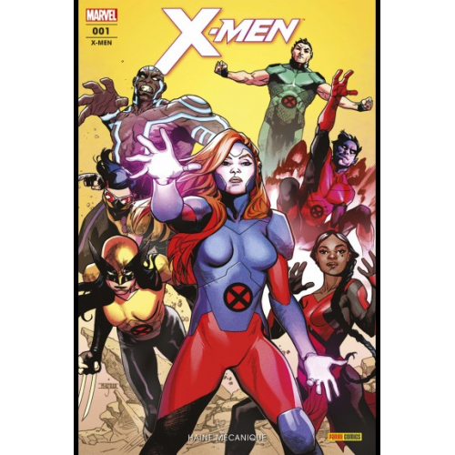 X-Men 1 FRESH START (VF)