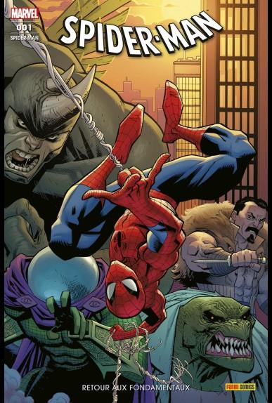 Spider-man n°1 (VF)