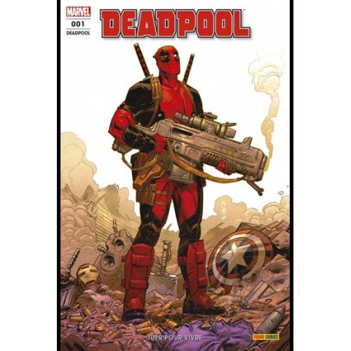 Deadpool 1 FRESH START (VF)