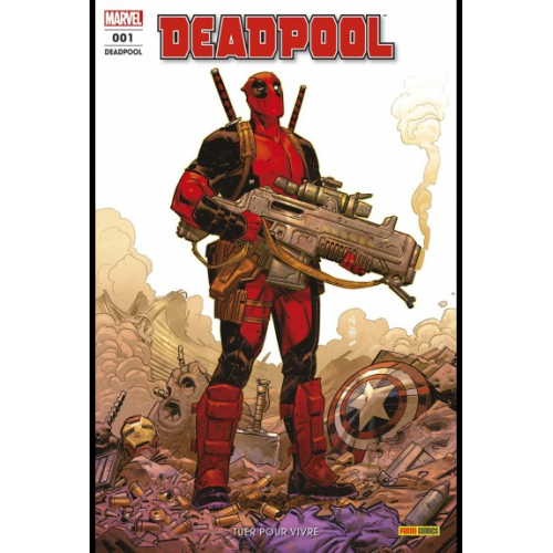 Deadpool 1 FRESH START (VF)