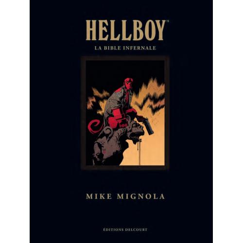 Hellboy La Bible Infernale - Nouvelle Édition (VF)