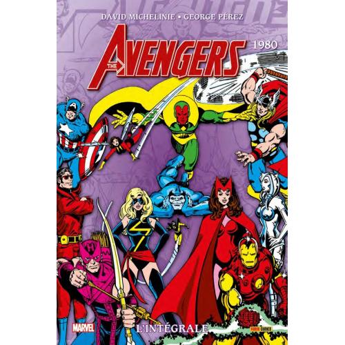 Avengers Intégrale 1980 (VF)