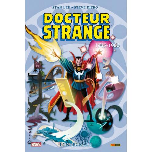 DOCTEUR STRANGE : L'INTÉGRALE 1963-1966 (NOUVELLE ÉDITION) (VF)