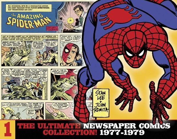 AMAZING SPIDER-MAN ULT NEWSPAPER COMICS HC VOL 01 1977-1979 (VO)