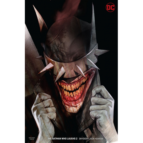 Batman Who Laughs 2 Variant Edition (VO) - Snyder - JOCK
