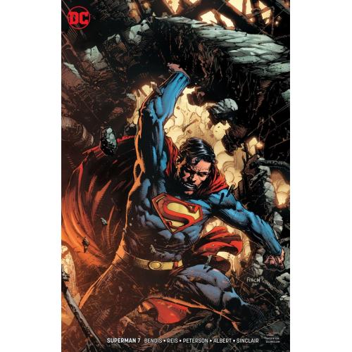 Superman 7 Finch Variant (VO)
